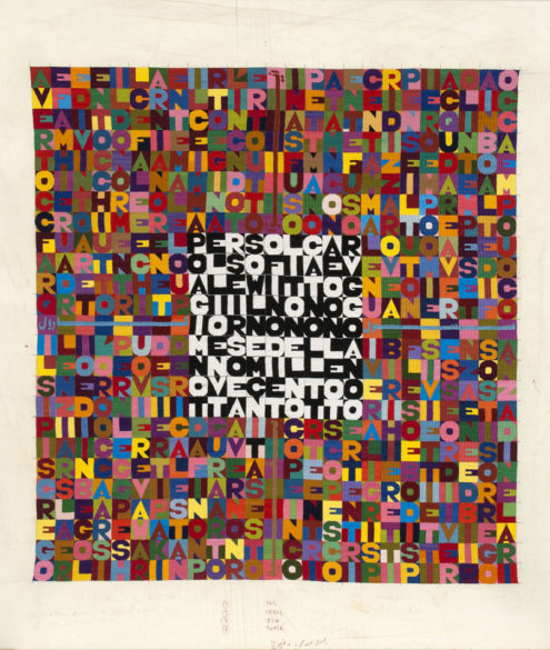 Sol Lewitt Collection