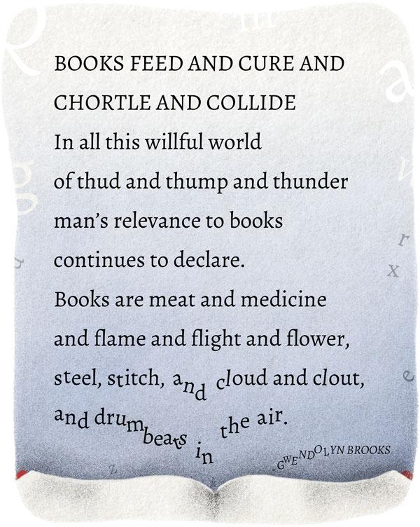 Poem by Gwendolyn Brooks