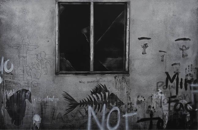 Subhakar Tadi, Graffiti series