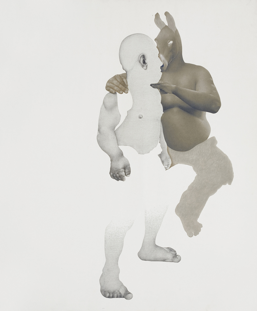 Irfan Hasan, Mother and child, 2008