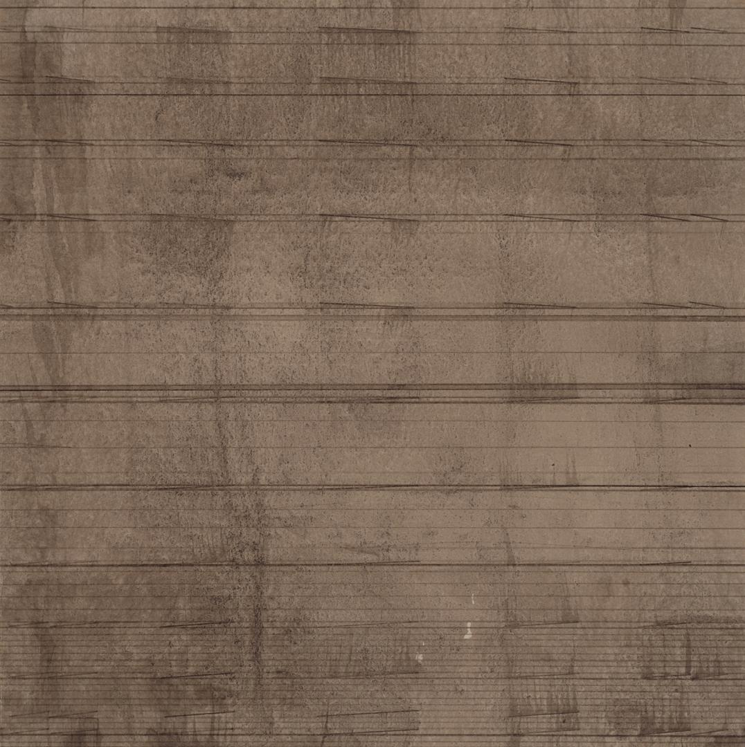 Nasreen Mohamedi, Untitled (ca. 1975) Ink on paper